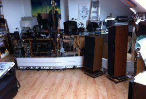 studio audio video